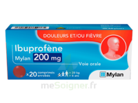 Ibuprofene Mylan 200 Mg, Comprimé Enrobé à ANNEMASSE
