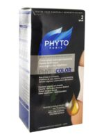 Phytocolor Coloration Permanente Phyto Brun 2 à ANNEMASSE