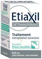 Etiaxil Aisselles Détranspirant Peau Sensibles Roll-on/15ml à ANNEMASSE