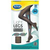 Scholl Light Legs™ Collants 20d Noir L à ANNEMASSE