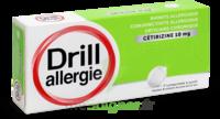 Drill 10 Mg Comprimés à Sucer Allergie Cétirizine Plq/7 à ANNEMASSE
