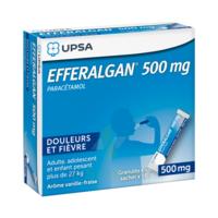 Efferalgan 500 Mg Glé En Sachet Sach/16 à ANNEMASSE