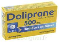 Doliprane 500 Mg Comprimés 2plq/8 (16) à ANNEMASSE