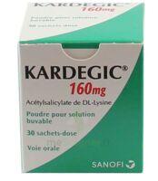 Kardegic 160 Mg, Poudre Pour Solution Buvable En Sachet à ANNEMASSE