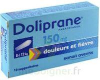 Doliprane 150 Mg Suppositoires 2plq/5 (10) à ANNEMASSE