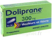 Doliprane 300 Mg Suppositoires 2plq/5 (10) à ANNEMASSE