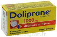 Doliprane 1000 Mg Comprimés Effervescents Sécables T/8 à ANNEMASSE