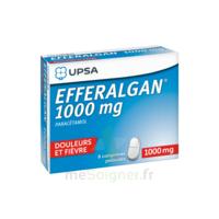 Efferalgan 1000 Mg Comprimés Pelliculés Plq/8 à ANNEMASSE