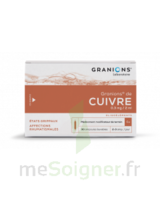 Granions De Cuivre 0,3 Mg/2 Ml S Buv 30amp/2ml à ANNEMASSE