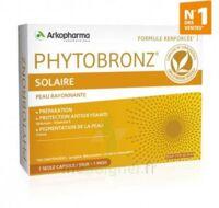 Phytobronz Solaire Caps Tous Types De Peaux B/30 à ANNEMASSE