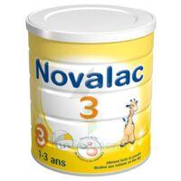 Novalac 3 Lait De Croissance B/800g à ANNEMASSE