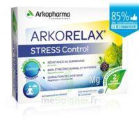 Arkorelax Stress Control Comprimés B/30 à ANNEMASSE