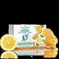 Puressentiel Respiratoire Pastilles Respiratoire Gorge Miel-citron - 18 Pastilles à ANNEMASSE