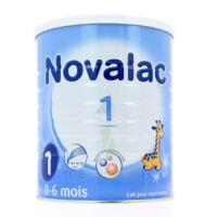 Novalac 1 Lait En Poudre 1er âge B /800g à ANNEMASSE