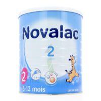 Novalac 2 Lait En Poudre 2ème âge B/800g* à ANNEMASSE