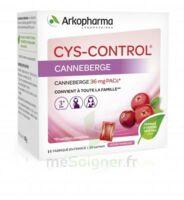 Cys-control 36mg Poudre Orale 20 Sachets/4g à ANNEMASSE