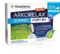 Arkorelax Sommeil Fort 8h Comprimés B/15 à ANNEMASSE