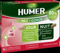 Humer Nez/gorge Jour&nuit 15 Comprimés à ANNEMASSE