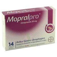 Mopralpro 20 Mg Cpr Gastro-rés Film/14 à ANNEMASSE