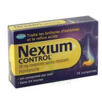 Nexium Control 20 Mg Comprimés Gastro-résistants Plq/14 à ANNEMASSE