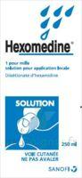 Hexomedine 1 Pour Mille S Appl Loc Fl/250ml à ANNEMASSE