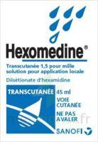 Hexomedine Transcutanee 1,5 Pour Mille, Solution Pour Application Locale à ANNEMASSE