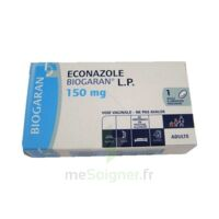 Econazole Biogaran L.p. 150 Mg, Ovule à Libération Prolongée à ANNEMASSE