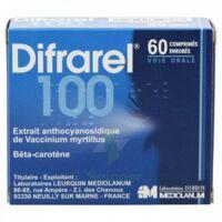 Difrarel 100 Mg, Comprimé Enrobé 6plq/10 à ANNEMASSE