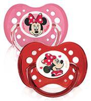 Dodie Disney Sucettes Silicone +18 Mois Minnie Duo à ANNEMASSE