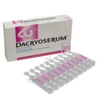 Dacryoserum Solution Pour Lavage Ophtalmique En Récipient Unidose 20unidoses/5ml à ANNEMASSE