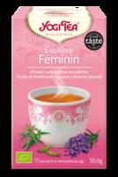 Yogi Tea Equilibre Feminin à ANNEMASSE