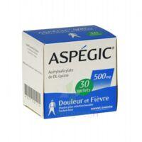 Aspegic 500 Mg, Poudre Pour Solution Buvable En Sachet-dose 30 à ANNEMASSE