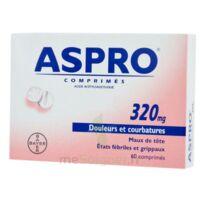 Aspro 320 Mg, Comprimé à ANNEMASSE