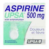 Aspirine Upsa 500 Mg, Comprimé Effervescent à ANNEMASSE