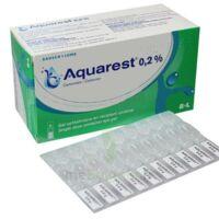 Aquarest 0,2 %, Gel Opthalmique En Récipient Unidose à ANNEMASSE