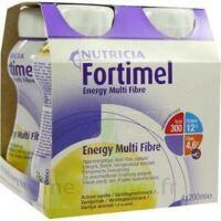 Fortimel Energy Multi Fibre, 200 Ml, Pack 4 à ANNEMASSE