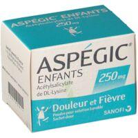 Aspegic Enfants 250, Poudre Pour Solution Buvable En Sachet-dose à ANNEMASSE