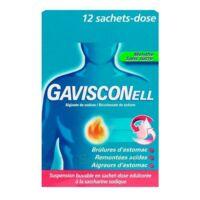 Gavisconell Suspension Buvable Sachet-dose Menthe Sans Sucre 12sach/10ml à ANNEMASSE