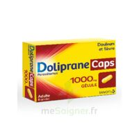Dolipranecaps 1000 Mg Gélules Plq/8 à ANNEMASSE
