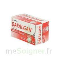 Dafalgan 1000 Mg Comprimés Effervescents B/8 à ANNEMASSE