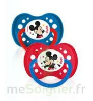 Dodie Disney Sucettes Silicone +18 Mois Mickey Duo à ANNEMASSE