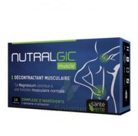 Nutralgic Muscle Comprimés Décontractant Musculaire B/14 à ANNEMASSE
