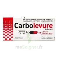 Carbolevure Gélules Adulte Plq/30 à ANNEMASSE