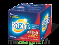 Bion 3 Défense Junior Comprimés à Croquer Framboise B/30 à ANNEMASSE