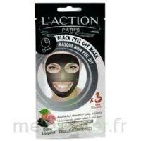 L'action Masque Au Charbon à ANNEMASSE