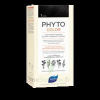 Phytocolor Kit Coloration Permanente 1 Noir à ANNEMASSE