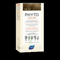 Phytocolor Kit Coloration Permanente 7.3 Blond Doré à ANNEMASSE