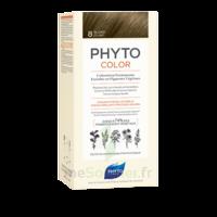 Phytocolor Kit Coloration Permanente 8 Blond Clair à ANNEMASSE