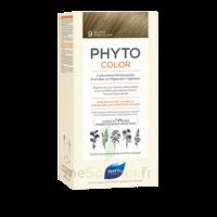 Phytocolor Kit Coloration Permanente 9 Blond Très Clair à ANNEMASSE