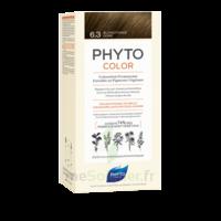 Phytocolor Kit Coloration Permanente 6.3 Blond Foncé Doré à ANNEMASSE